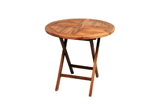 Terrasse Holz Witterungsbeständig ~ Balkontisch Gartentisch Beistelltisch Holz Teak Tisch für Terrasse